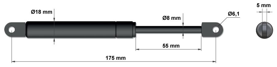 Dimension Model č. 2B