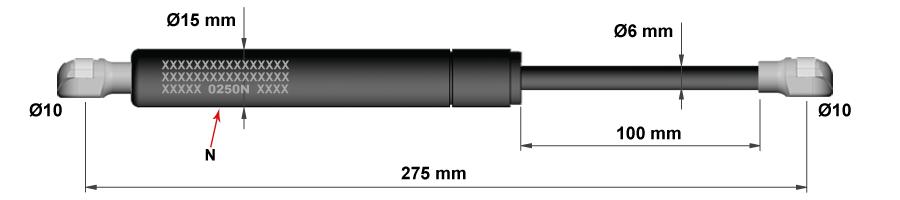 Model č. 1B